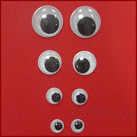 Set ochi mobili simpli 4 marimi Daco1