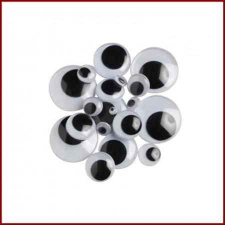 Set ochi mobili simpli 4 marimi Daco2