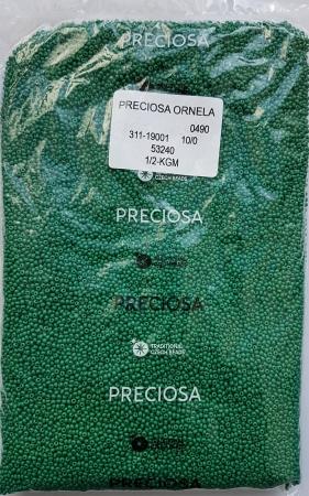Margele nisip Preciosa Ornela 10/0 - Verde 532401