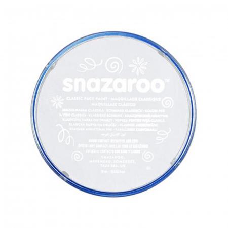 Vopsea pentru fata si corp Snazaroo Classic - Alb (White)0