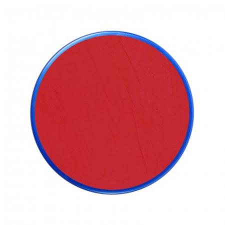 Vopsea pentru fata si corp Snazaroo Classic - Rosu (Bright Red)1