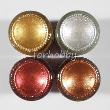 Vopsea pentru sticlă pe bază de solvent 30 ml0