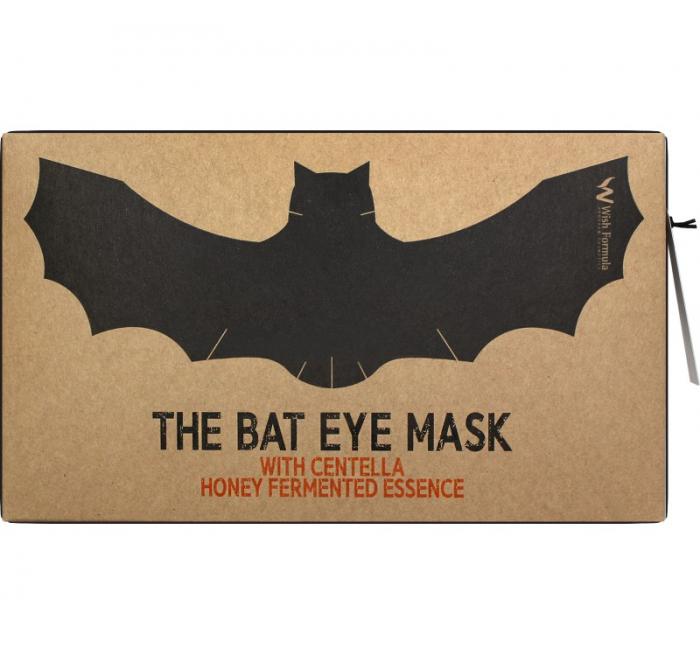 Masca pentru ochi si nas Wish Formula The Bat Eye Mask With Centella Honey Fermente, 8 ml [3]