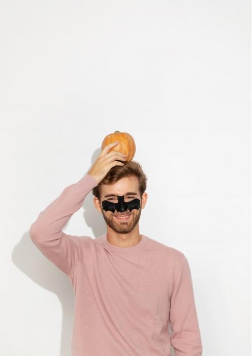 Masca pentru ochi si nas Wish Formula The Bat Eye Mask With Centella Honey Fermente, 8 ml [4]