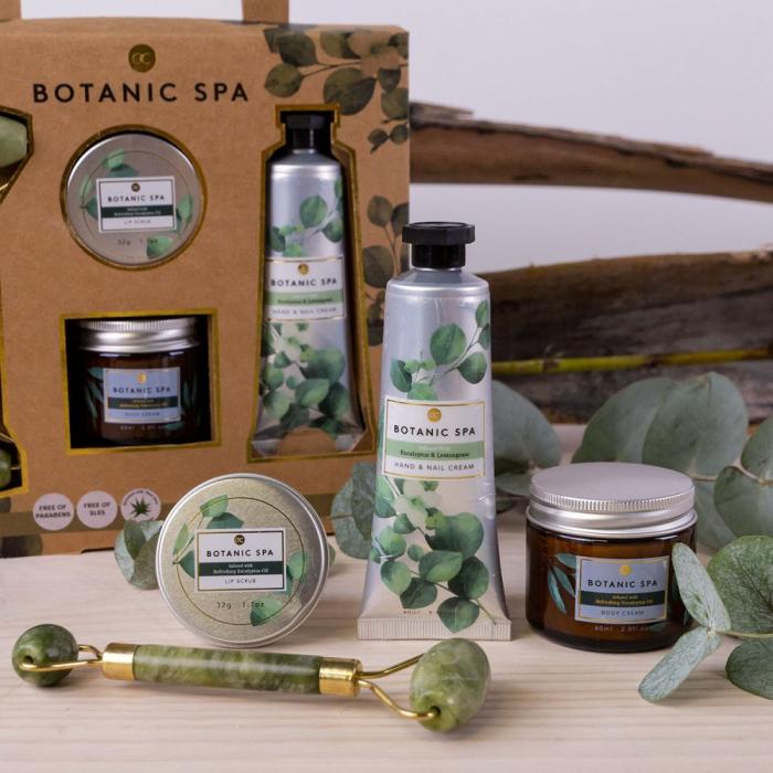Set de baie Accentra Bath set BOTANIC SPA in a gift box, 4 piese [1]