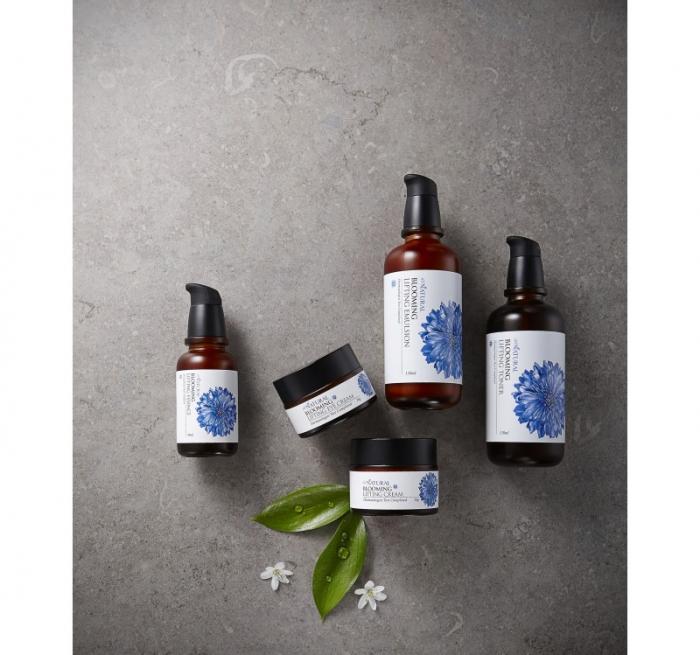 Emulsie hidratanta antirid All Natural Blooming Lifting Emulsion, 130 ml [2]