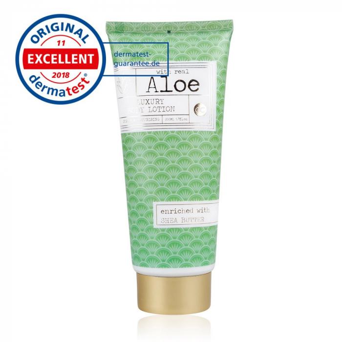 Lotiune de corp Accentra Body lotion Premium Collection - Aloe Vera, 200 ml [0]