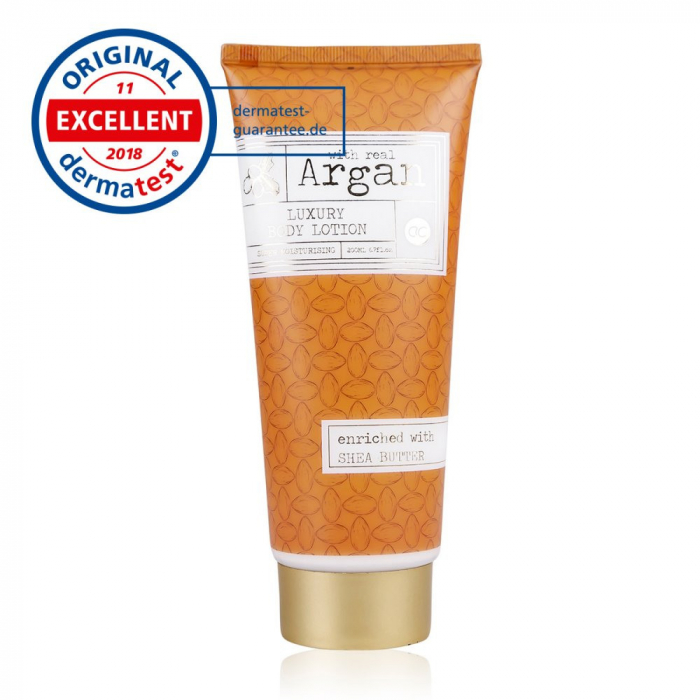 Lotiune de corp Accentra Body lotion Premium Collection – Argan, 200 ml [0]