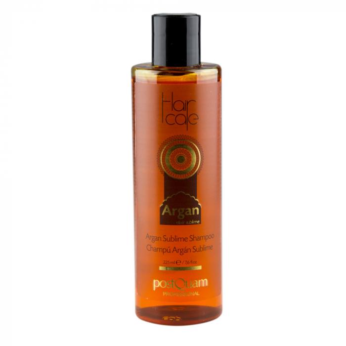 Sampon cu ulei de argan postQuam Argan Sublime Shampoo, 225 ml [0]