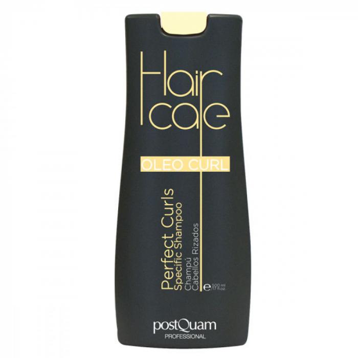 Sampon pentru par cret postQuam Specific Shampoo Perfect Curls, 500 ml [0]