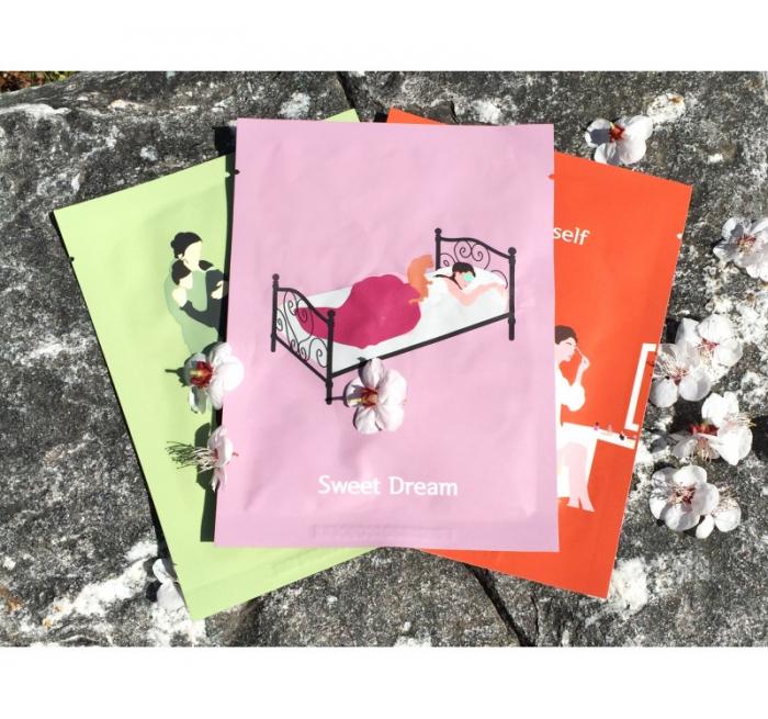 Masca pentru ten Package Sweet Dream Sleeping Mask, 25ml [3]