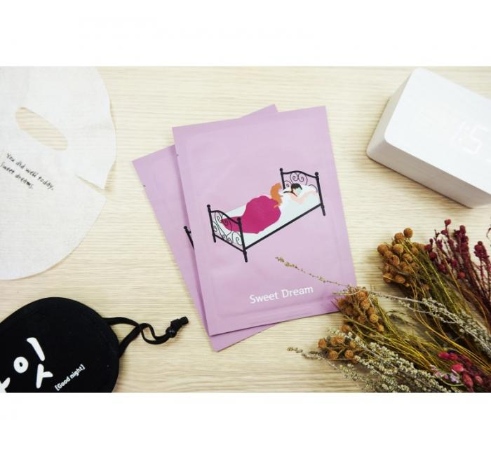 Masca pentru ten Package Sweet Dream Sleeping Mask, 25ml [4]