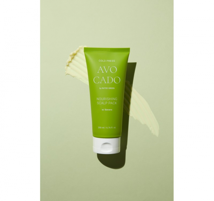 Tratament pentru scalp si par Cold Press Avocado Nourishing Scalp Pack, 200 ml [2]