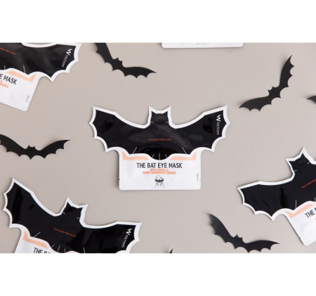 Masca pentru ochi si nas Wish Formula The Bat Eye Mask With Centella Honey Fermente, 8 ml [2]