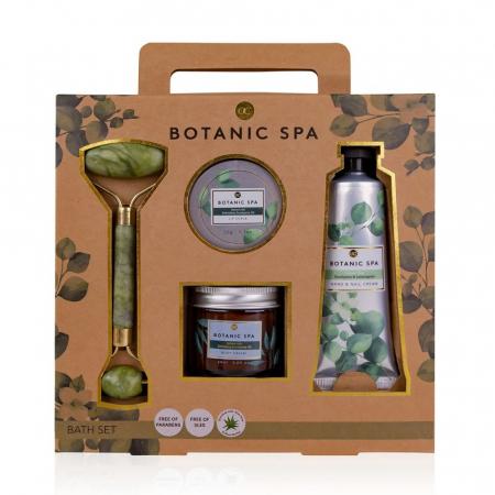 Set de baie Accentra Bath set BOTANIC SPA in a gift box, 4 piese [0]