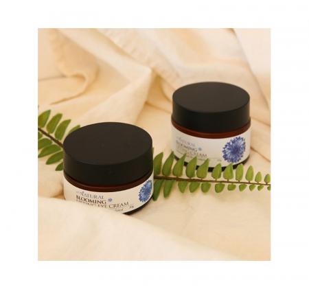 Crema pentru ochi All natural Blooming Lifting Eye Cream, 30 g [2]