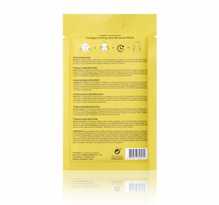 Masca pentru ten Leaders Collagen Lifting Skin Renewal Mask, 25ml [1]