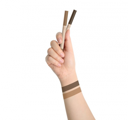 Creion de sprancene Moart Drawing Muse Eyebrow, 0.3 g [4]