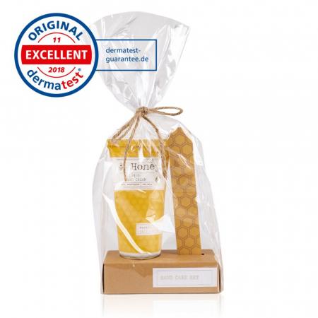 Set ingrijirea mainilor Accentra Hand Care Set Premium Collection – Honey, 2 piese [0]