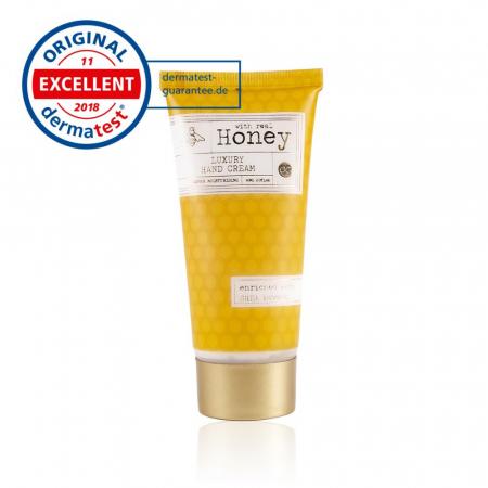 Crema de maini Accentra Hand cream Premium Collection – Honey, 60 ml [0]