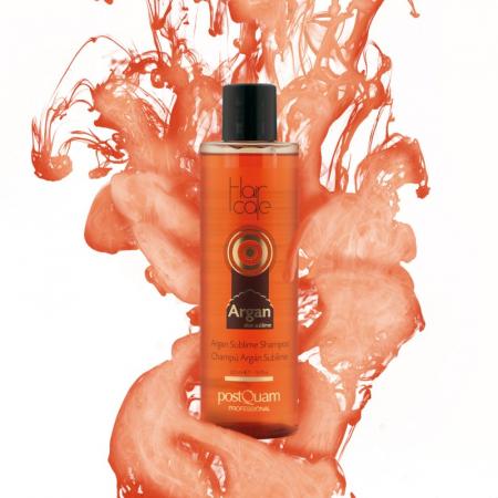 Sampon cu ulei de argan postQuam Argan Sublime Shampoo, 225 ml [1]