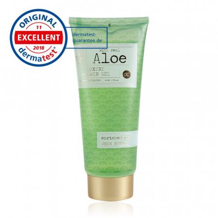 Gel de dus Accentra Shower Gel Premium Collection - Aloe Vera, 200 ml [0]
