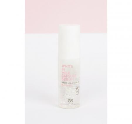 Ser facial iluminator G9 Skin White In Milk Capsule Serum, 50 ml [1]