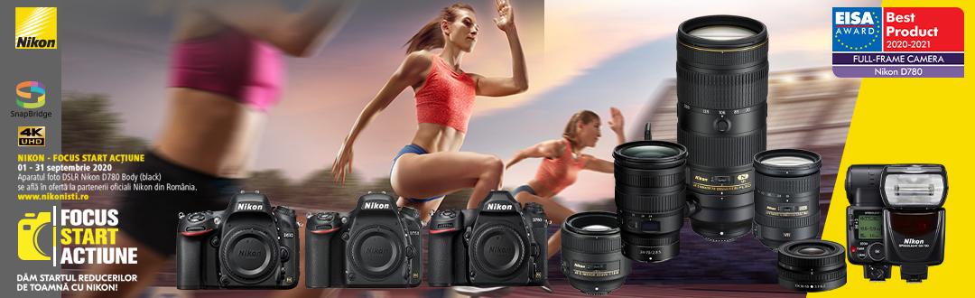 Promotie Nikon 1 -30 septembrie