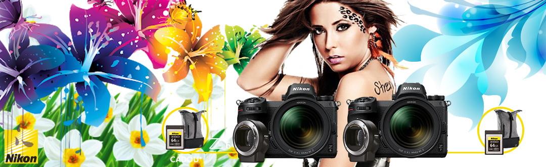 Promotie Nikon valabila in perioada 01 martie - 10 mai 2021