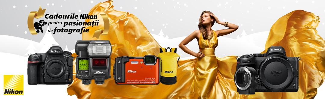 Promotie Nikon valabila in perioada 12 ianuarie - 8 februarie 2021