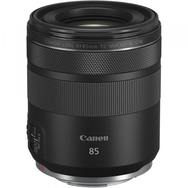 Canon RF 85mm f/2 Macro IS STM - obiectiv Mirrorless 1