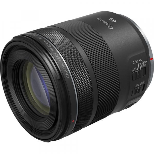Canon RF 85mm f/2 Macro IS STM - obiectiv Mirrorless 2