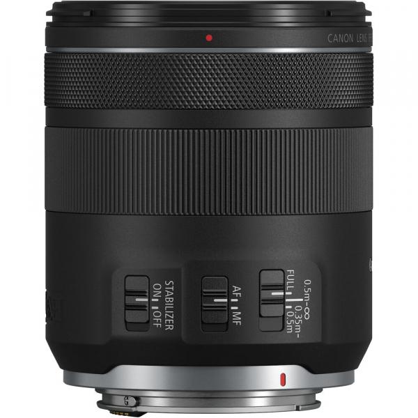 Canon RF 85mm f/2 Macro IS STM - obiectiv Mirrorless 3