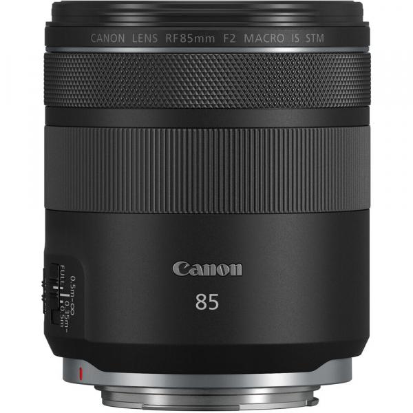 Canon RF 85mm f/2 Macro IS STM - obiectiv Mirrorless 4
