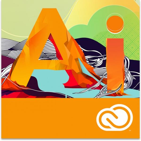 Adobe Illustrator CC, Windows/Mac, subscriptie anuala 0
