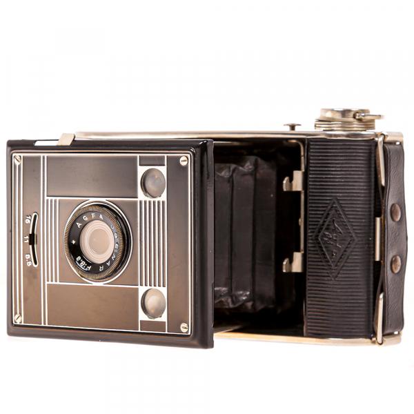 AGFA Billy-Clack 4,5x6cm , aparat de colectie 3