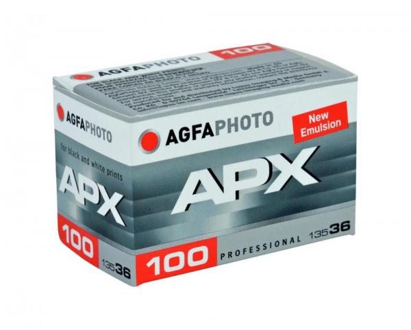AgfaPhoto  APX 100 Professional - film alb-negru negativ ingust , ISO 100, 135mm, 36 pozitii 0