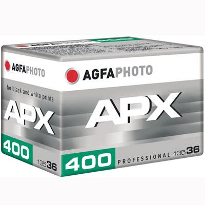 AgfaPhoto  APX 400 Professional - film alb-negru negativ ingust ,ISO 400, 135mm, 36 pozitii 0