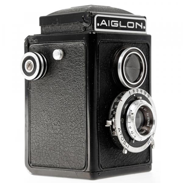 Aiglon Atos-I REX Anastigmat 1:6/75mm 4