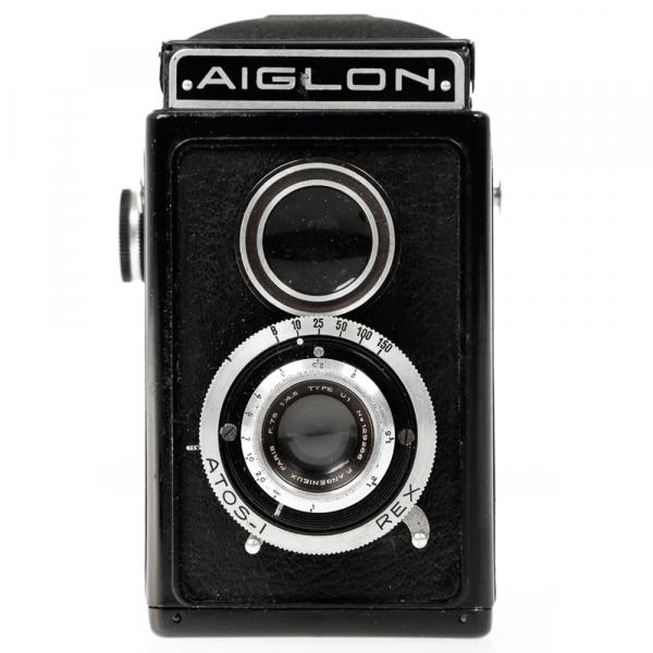 Aiglon Atos-I REX Anastigmat 1:6/75mm 1