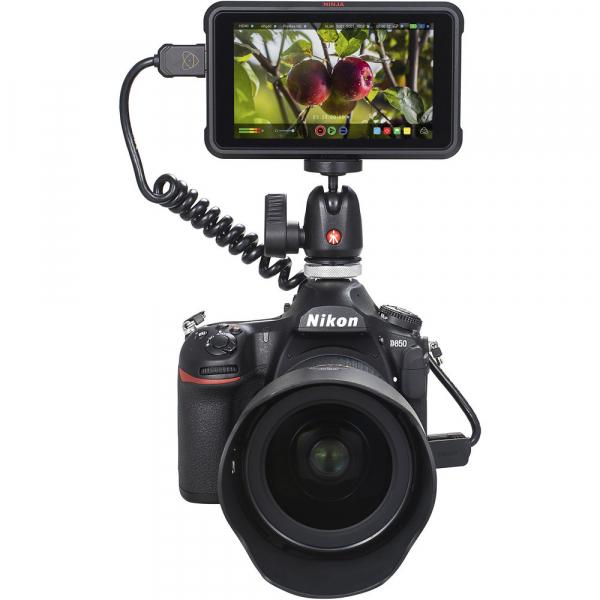 Atomos Ninja V Recorder Video 4K HDR 10bit - monitor video 5'' HDMI 2