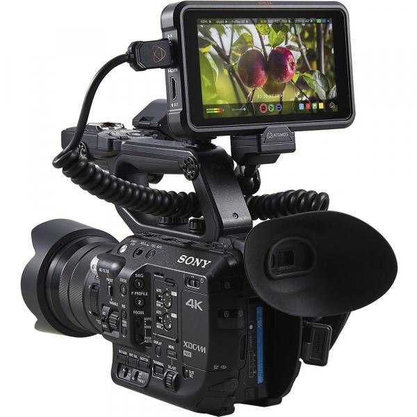Atomos Ninja V Recorder Video 4K HDR 10bit - monitor video 5'' HDMI 1