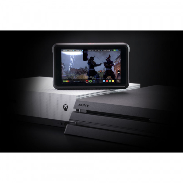 Atomos Ninja V Recorder Video 4K HDR 10bit - monitor video 5'' HDMI 4