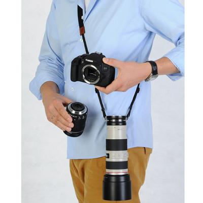 B.I.G. capac dublu din metal, pentru obiectivele cu montura Canon EOS  4
