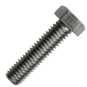 B.I.G. surub 1/4 inches de 25mm finisaj zinc 0