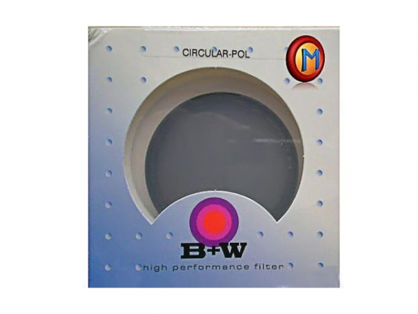 B+W Schneider Optics 58mm Polarizare Circulara [0]