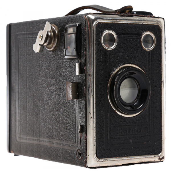 Balda Dreibild-Box Camera 2