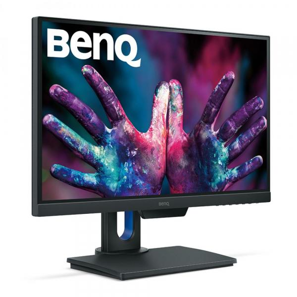 "BenQ PD2500Q -Monitor pt. design LED IPS 25"", 2K QHD 5"