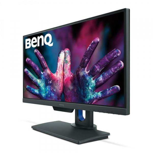 "BenQ PD2500Q -Monitor pt. design LED IPS 25"", 2K QHD 4"