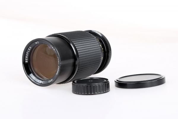 Beroflex MC 80-200mm f/4.5 Manual Focus (S.H.) 0
